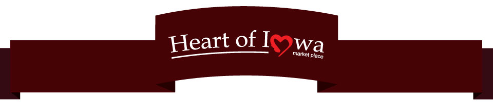 Logo Heart of Iowa Market Place
